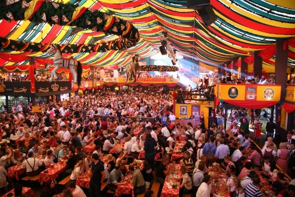 Europe festivals, Oktoberfest