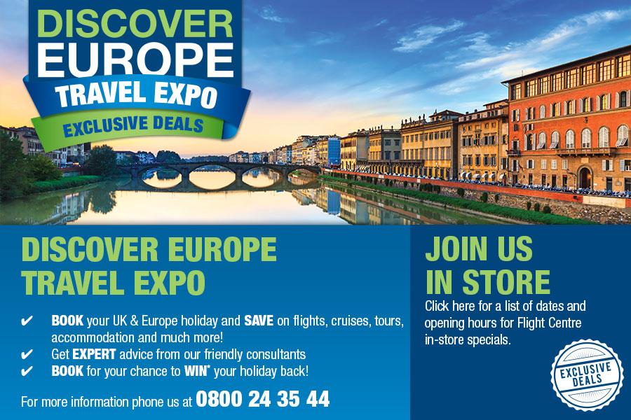 Discover deals travel