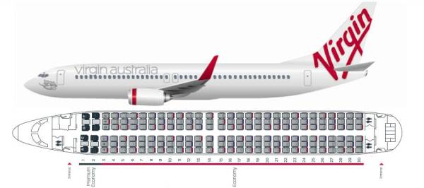 Boeing 737 800 Seating Plan Virgin Awesome Home