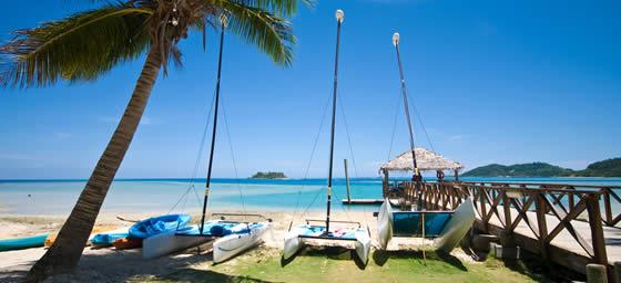 Fiji: Catamarans