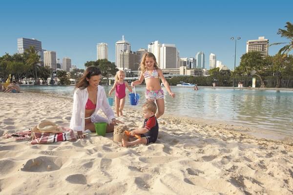 Brisbane family holiday