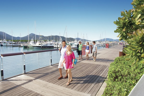 Cairns boardwalk