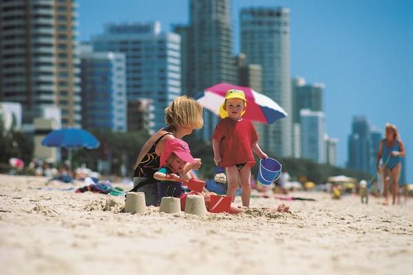 Gold Coast theme parks