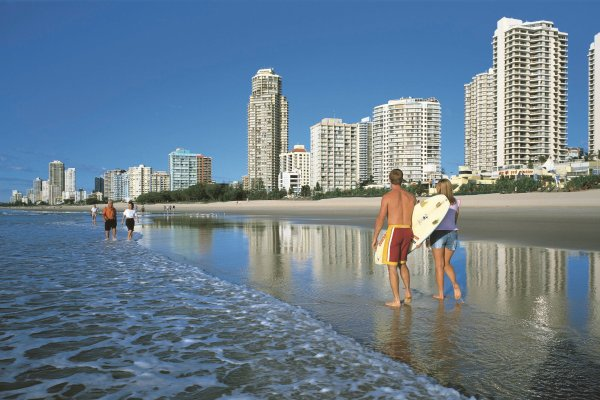 Gold Coast holidays