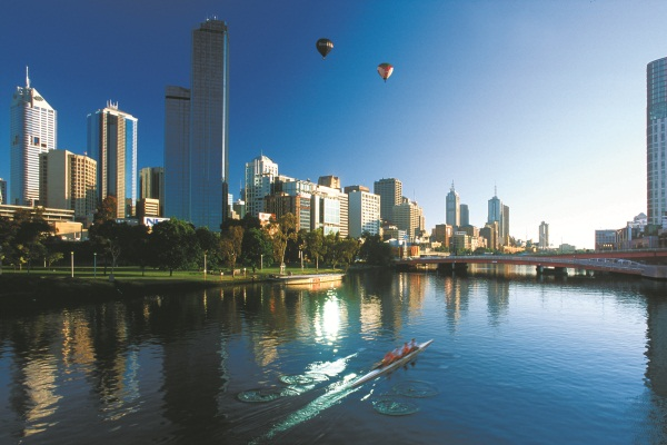 Melbourne holiday