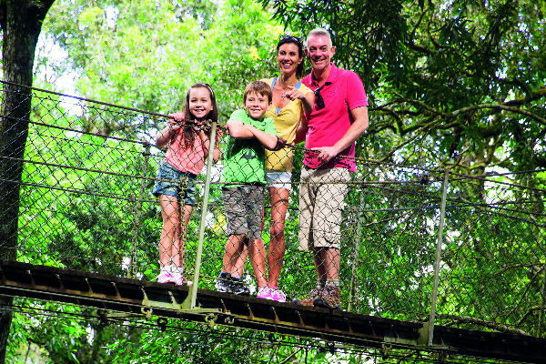 Tropical North Queensland holidays