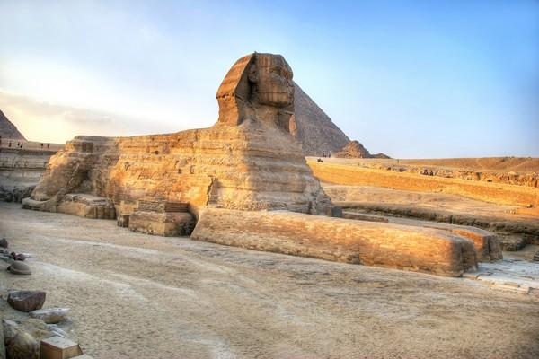 Egypt Sphinx