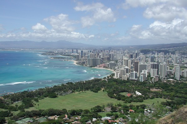 Hawaii Waikiki