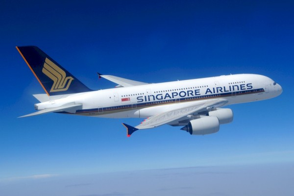 Long-haul Luxury with Singapore Airlines