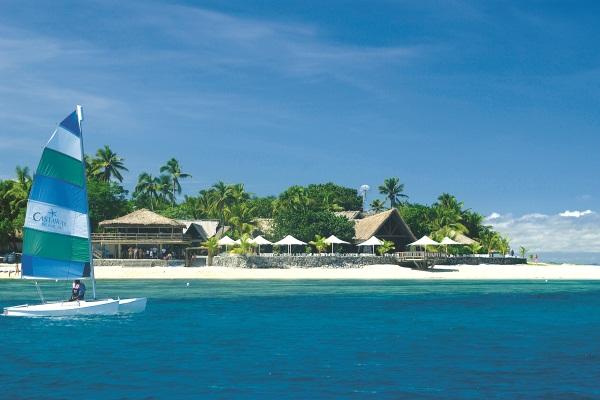 Water Wonderland on Fiji's Mamanuca Islands