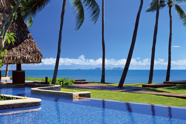 Westin, Fiji holiday
