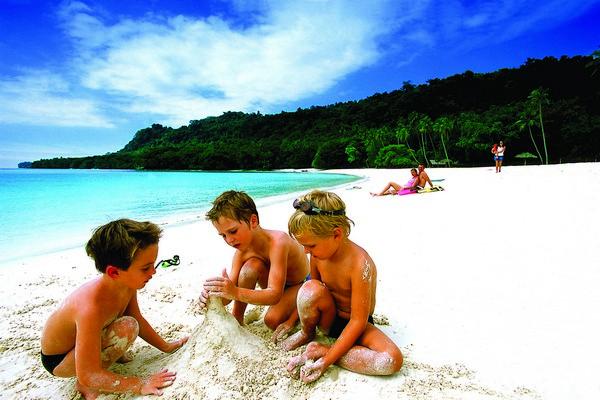 Vanuatu holiday