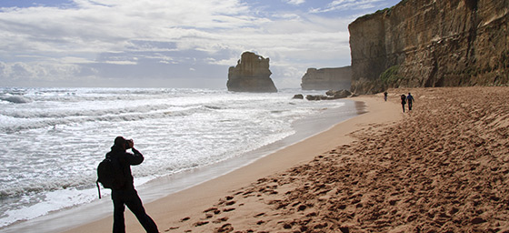 Hit the road, the Great Ocean Road