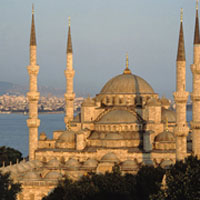 Cheap flights to Istanbul from Auckland