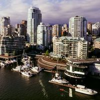 Cheap flights to Vancouver from Auckland