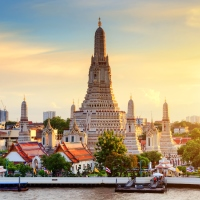 Bangkok Holidays: Flights from Auckland + 4 nights Pathumwan Princess Hotel