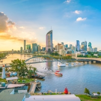 Brisbane Holidays: Flights from Auckland + 2 nights Hotel Grand Chancellor Brisbane