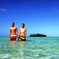 Rarotonga Holidays: Flights from Auckland + 4 nights Sunset Resort