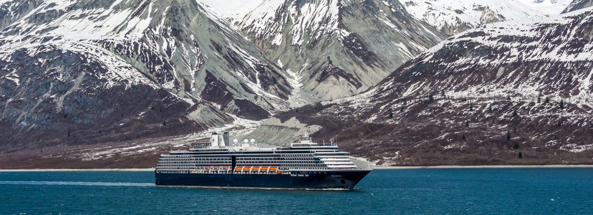 Holland America Line in Alaksa