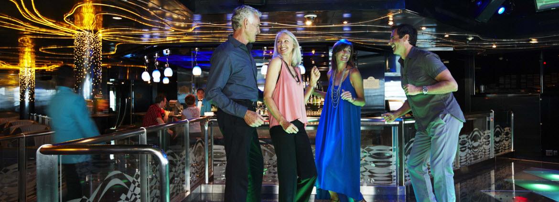 Dance Floor Onboard