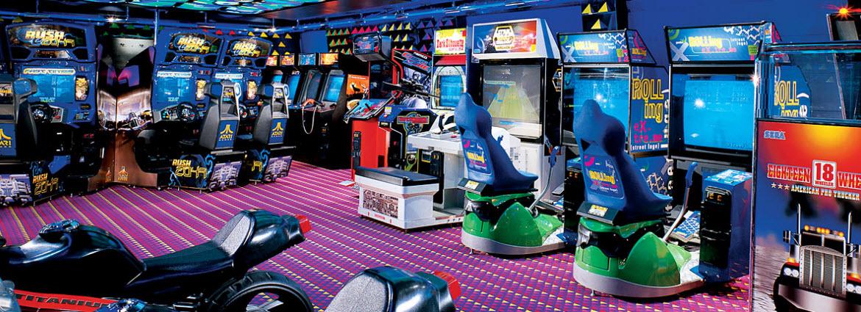 Carnival Video Arcade