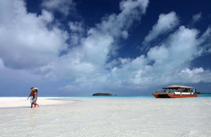 Aitutaki Day Tour.