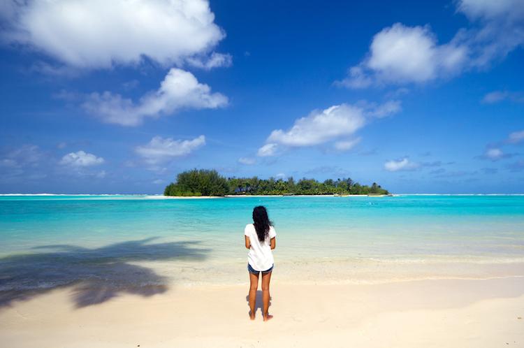 Rarotonga beach holiday