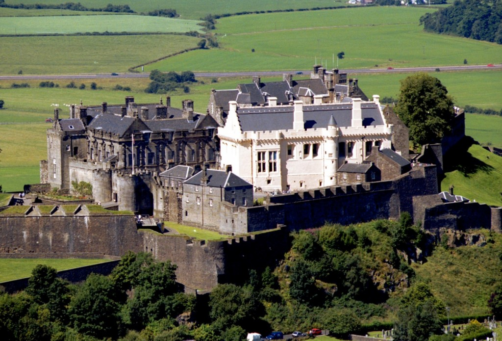 Stirling Castle. Credit: WikiCommons