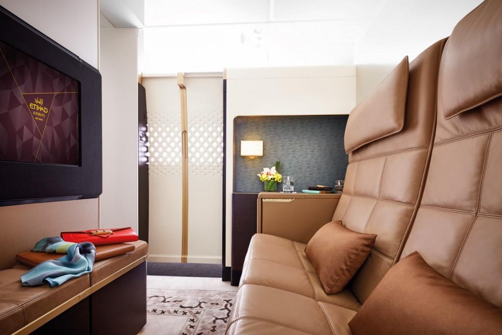 Etihad Residence Lounge Landscape