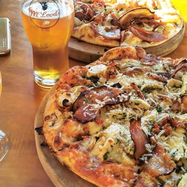 McLeod's Pizza Barn & Brewery