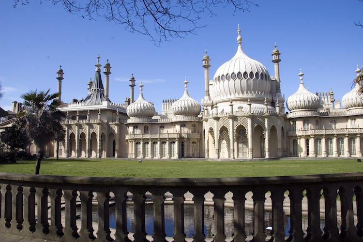 The Royal Pavilion. Credit: Visit England/Visit Brighton.