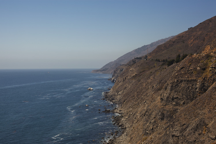 Big Sur, Highway 1. Credit: Tim Lambourne.