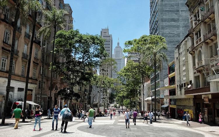 Avenida São João, Sao Paulo. Credit: Diego Torres Silvestre/Flickr.com