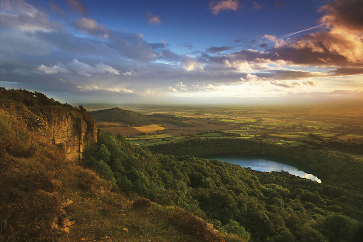 Sutton Bank, North York Moors. Credit: Welcome to Yorkshire