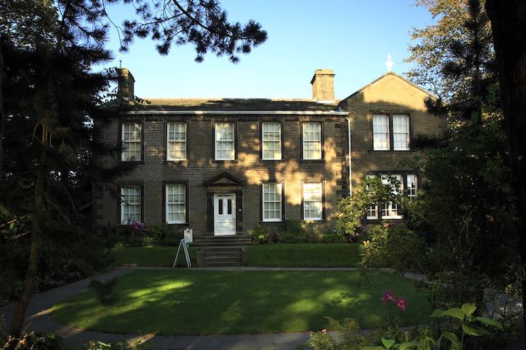 The Brontë parsonage, Haworth. Credit: VisitEngland/VisitBradford