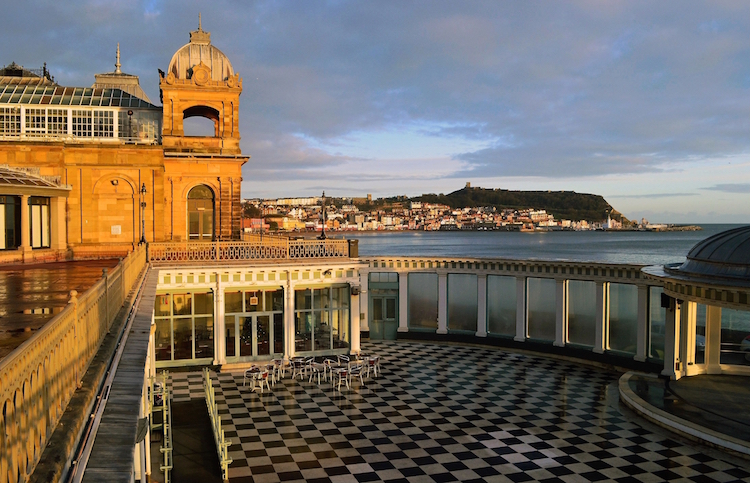 The Spa at Scarborough. Credit: VisitEngland/Andrew Boxall