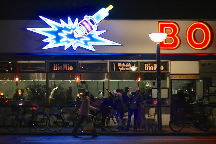 BioMio Restaurant in the Meatpacking District. Credit: Flickr.com/Niklas Hellerstedt.