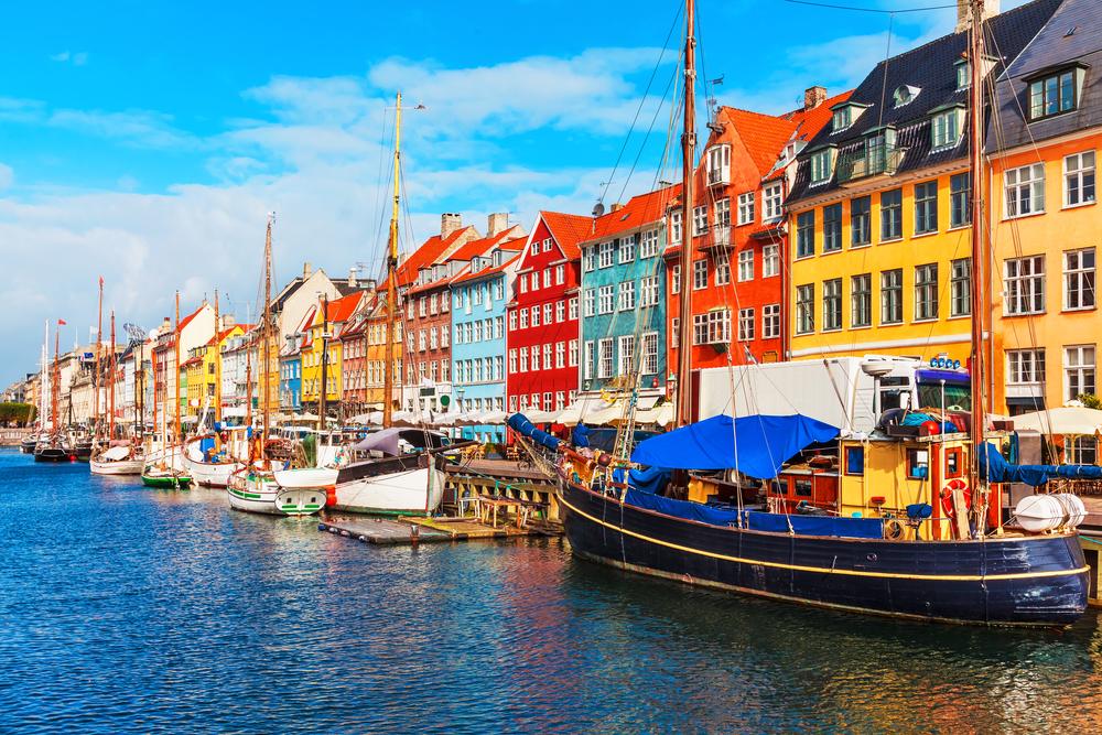 Nyhavn, Copenhagen. Credit: Shutterstock.com/Oleksiy Mark
