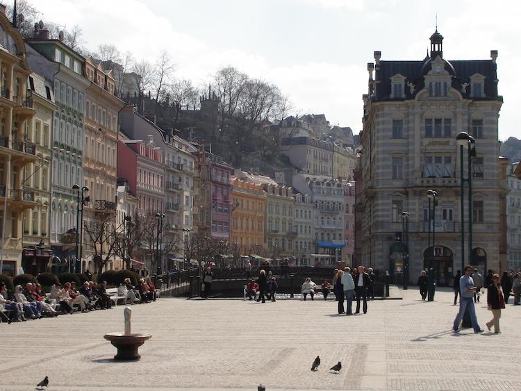 Karlovy Vary. Credit: Brett Atkinson.