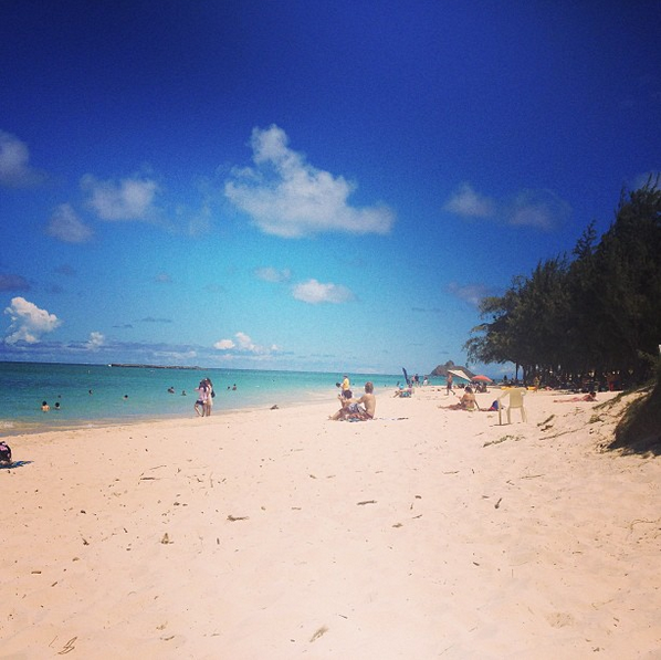 Kailua,Hawaii - Catherine McGregor