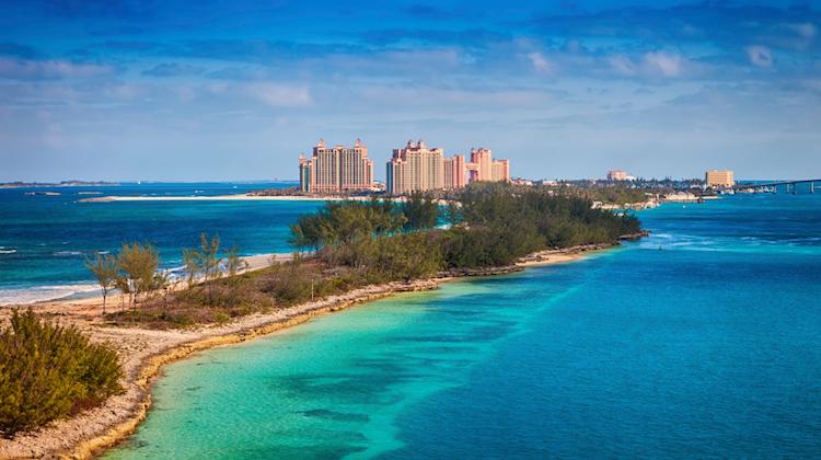Nassau-Paradise Island, The Bahamas. Credit: iStock.com.