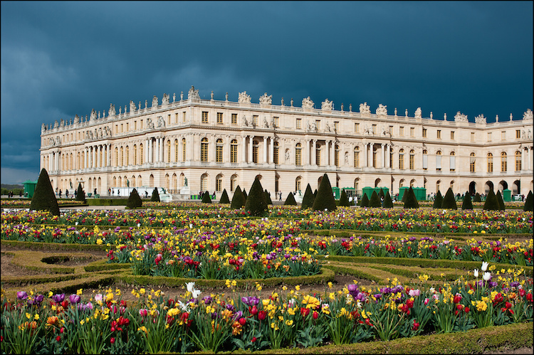 The Palace of Versailles. Credit: Flickr.com/Artamir78.