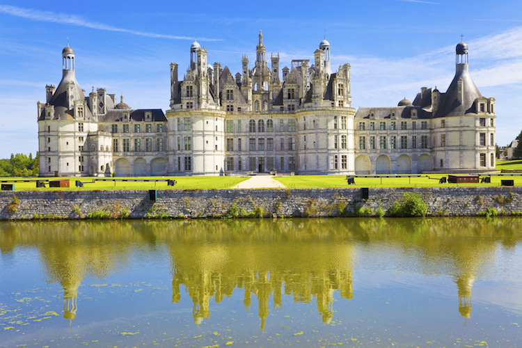 Château de Chambord. Credit: iStock.com/JoseIgnacioSoto
