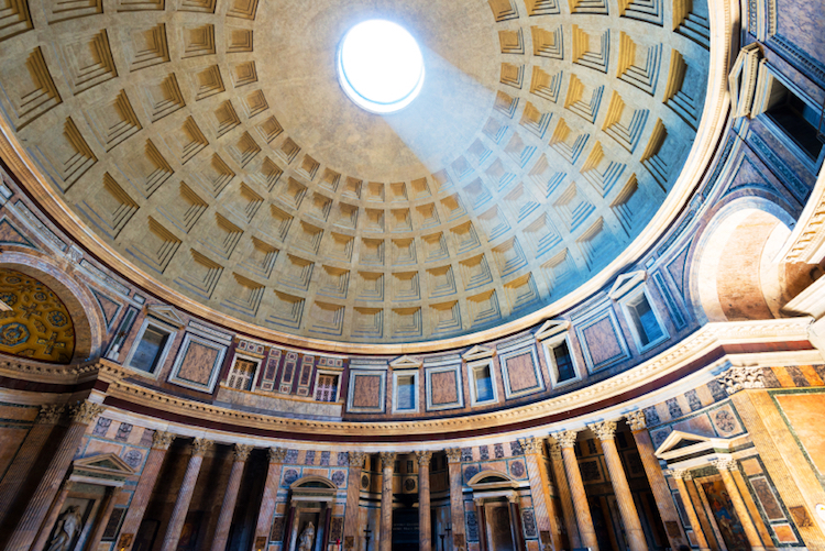 The Pantheon. Credit: iStock.com.