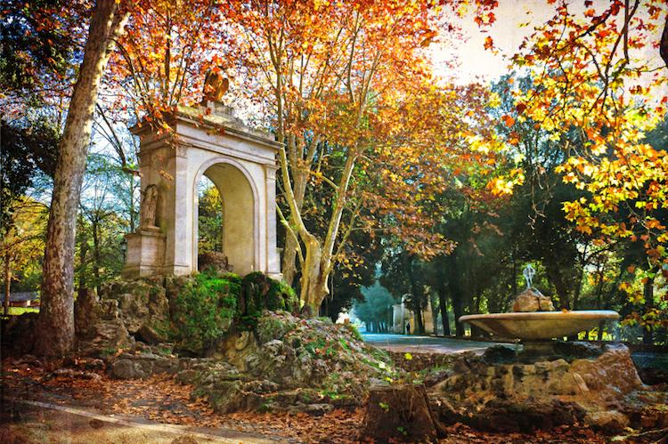 Villa Borghese Gardens. Credit: iStock.com