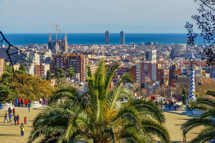 Barcelona. Credit: iStock.com.