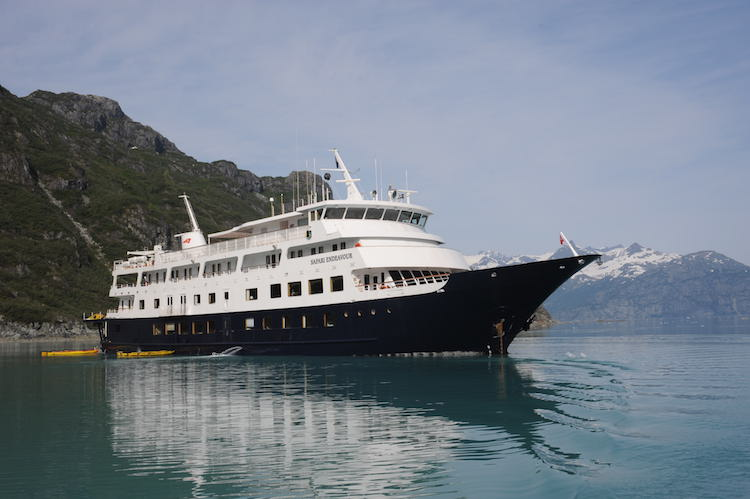 The Safari Endeavour. Photo: Un-Cruise Adventures