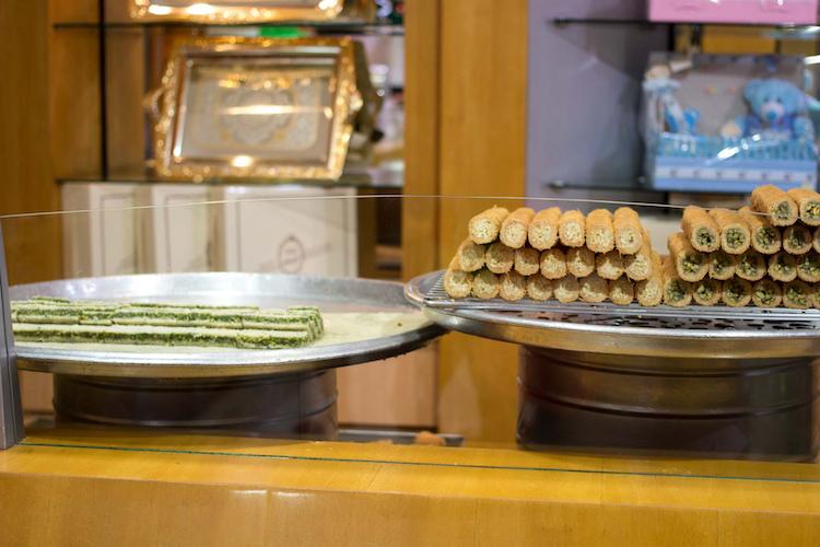 Pastries at Samadi Sweets. Credit: Krista/Flickr.com