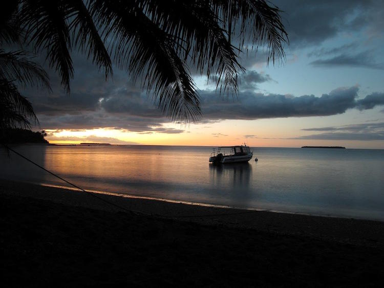 Outside Noumea, time stands still. Credit: Max Olsen.