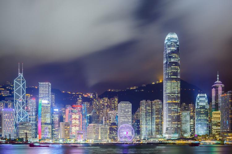 Hong Kong. Credit: iStock.com